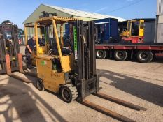 Hyster E2.00XL Electric Forklift Truck