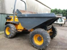 BARFORD 6 TONNE DUMPER YEAR 2007 BUILD SN:SX61920/SEVB0210
