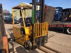 Hyster E2.50XL Electric Forklift Truck