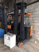CAT NR20K Electric Forklift