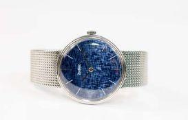 Zodiac Herrenarmbanduhr, Handaufzug, Gehäuse Edelstahl, Durchmesser 33 mm, Armband Edelstahl,