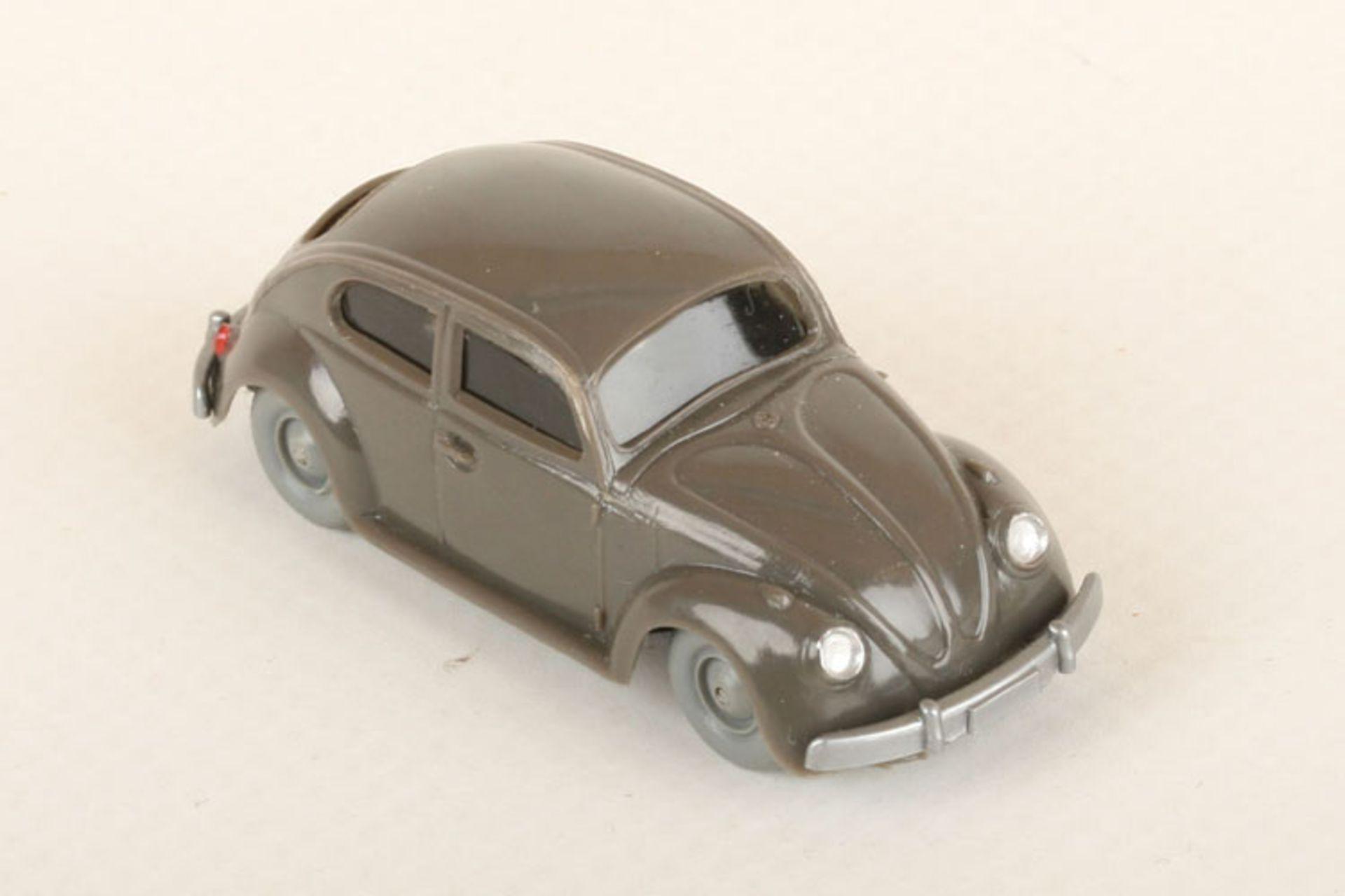 Los 1004 - Wiking VW Käfer Export umbragrau 30/7b, sehr gut bis neuwertig