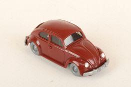 Wiking VW Käfer 1200 rotbraun 30/8f, neuwertig
