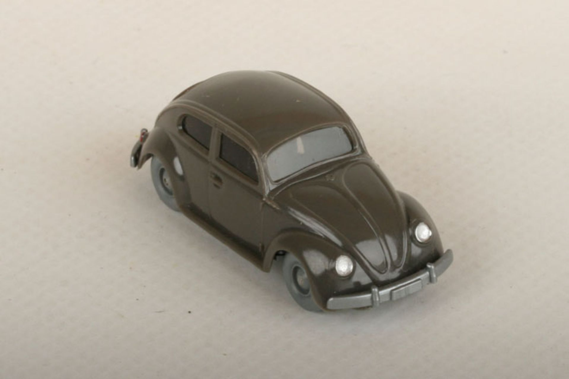Los 1001 - Wiking VW Käfer Export umbragrau 30/7b, neuwertig