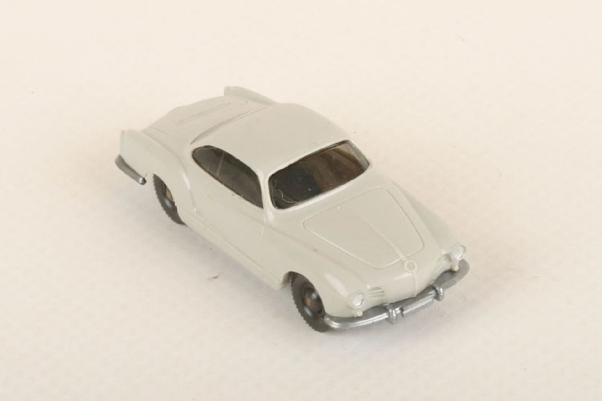 Los 1030 - Wiking VW Karmann achatgrau 34/5a, neuwertig