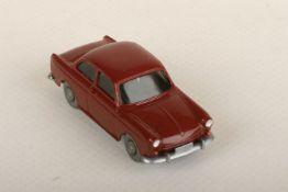 Wiking VW 1500 rotbraun 40/12b, neuwertig