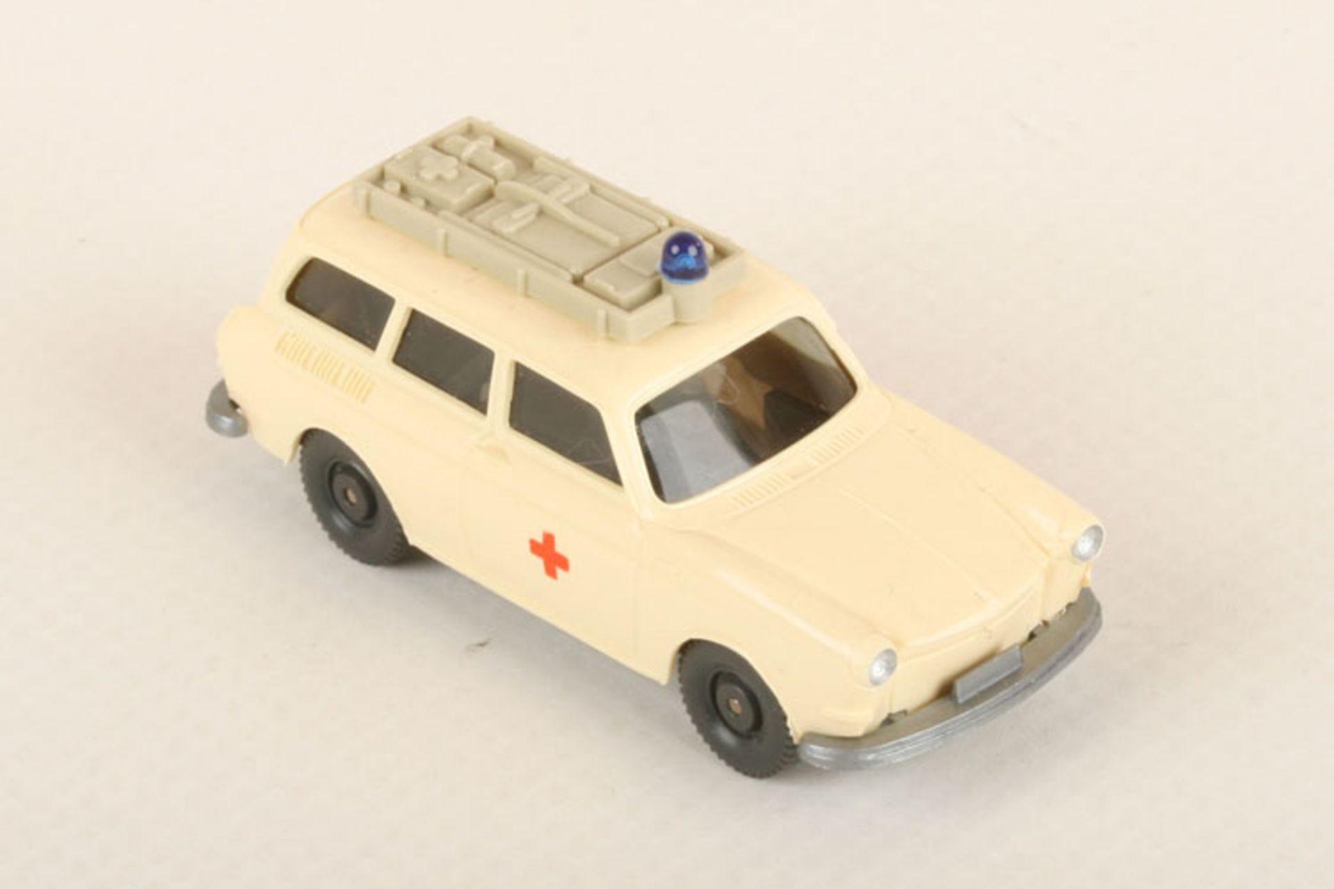 Los 1045 - Wiking VW Variant DRK creme 74/4e, neuwertig