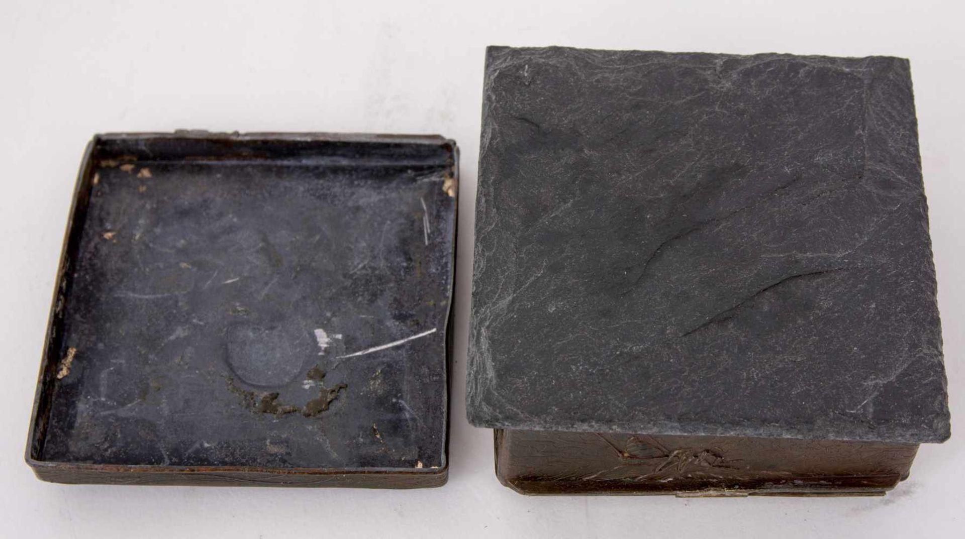 Los 15 - KONVOLUT, vier orientalische Objekte, Metall/Bronze, 20. Jahrhundert. Vier Objekte aus dem Orient,