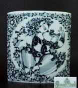 Große Vase. Björn Wiinblad. ROSENTHAL. Große Vase. Björn Wiinblad. ROSENTHAL. 2. Hl. 20. Jahrhundert