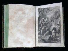 Komus ein Taschenbuch; zweite Auflage mit 5 Kupferstichen nach Rambergschen Zeichnungen; Leipzig