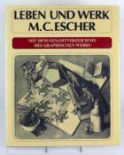 Leben und Werk M.C. Escher Werkverzeichnis des graphischen Werks; von J.L. Locher; RVG Rheingauer