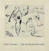 Hans Purrmann Das druckgraphische Werkverzeichnis; Museum Langenargen 1981;