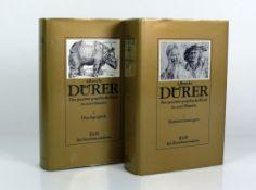 Albrecht Dürer Das gesamte graphische Werk in 2 Bänden; Handzeichnungen und Druckgraphik; Rogner &