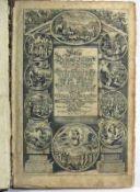 Biblia (1625) die gantze H. Schrifft nach der Dolmetschung, Vorreden und Marginalien D.M. Lutheri