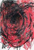 OTTO ZITKO (1959 LINZ) o. T., 2002 Öl auf Aluminium, 220 x 150 cm Signatur Rückseite: Zitko 2002