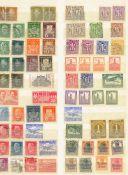 Der OFTERSHEIMER NACHLASS mit 396 EURO postfrischer NOMINALEmit Bund, Berlin, DDR........ich lasse