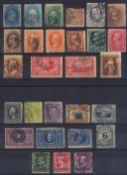 USA, klassische Marken ab 1861gesamt 22 Stück in unterschiedlicher Erhaltung!!Besichtigen! Dabei