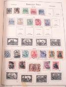 KABE SCHWARTEKABE Briefmarken - Album, Reform Ausgabe No.4 1936 mitDeutschem Reich, Europa und