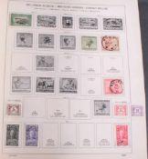 SCHAUBEK SCHWARTESchaubek Briefmarken - Album, Ausgabe 1941 mit Asien,Afrika, Amerika und