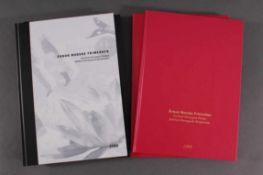 NORWEGEN 1999 und 2000, postfrische Jahrbücher1999 und 2000, je postfrisches Jahrbuch mit