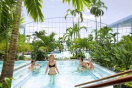 Thermencard Bronze für die Badewelt SinsheimWertgutschein in Höhe von 250 Euro für die