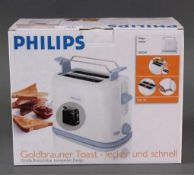 Philipps Toaster HD 2567Neu und Originalverpackt.7 Bräunungsstufen und Auftaufunktion.Große