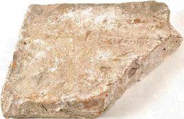 FELDSTEIN, lt. Einlieferer aus dem Lager d. Legio VII Claudia in Viminacium, Provinz Moesia Superior