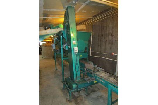 Bouldin Amp Lawson 939 Vert Soil Return Conveyor Mn 12611 S