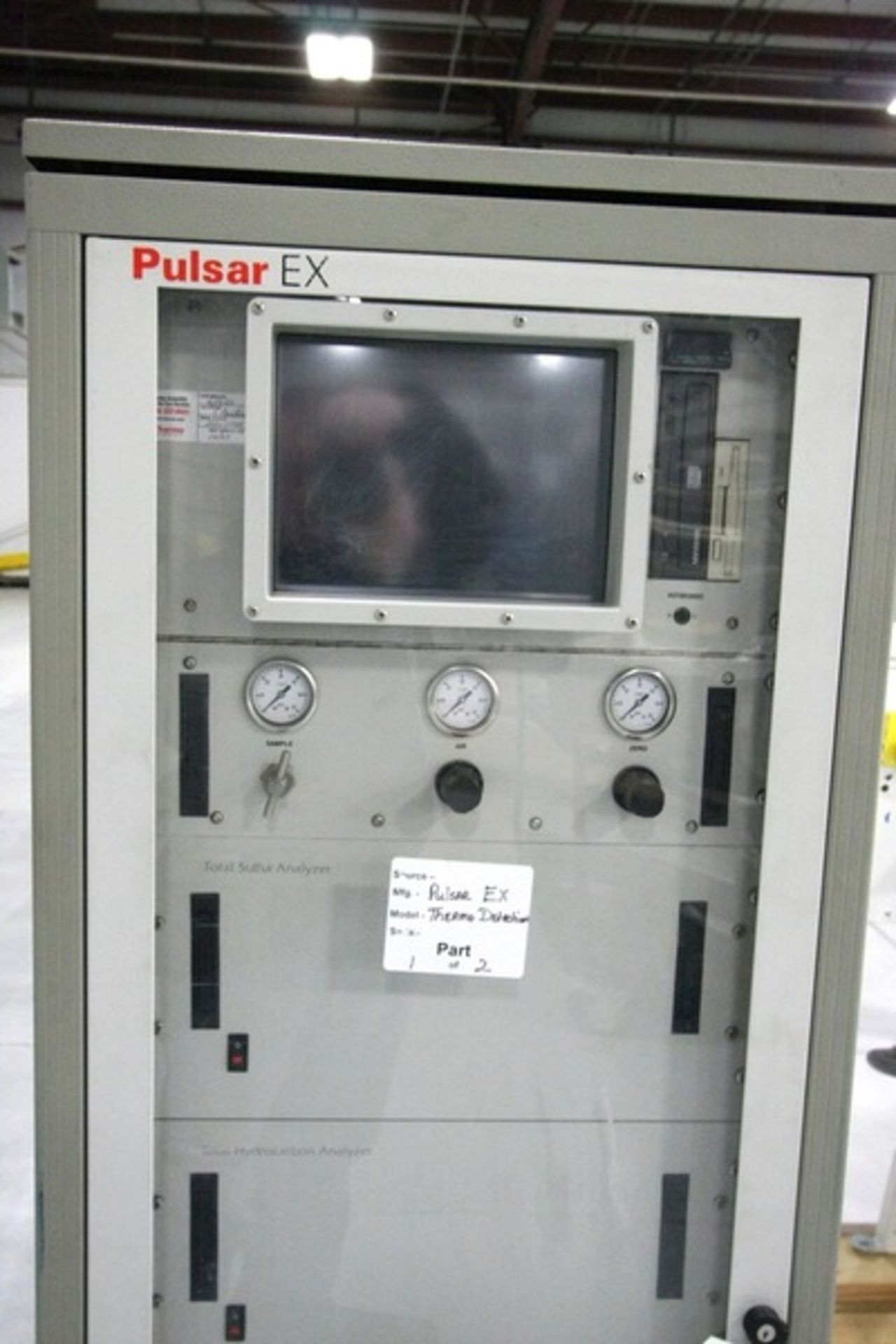 Thermo Electron Pulsar EX CO2 Monitor, Year 2009 - Image 3 of 4
