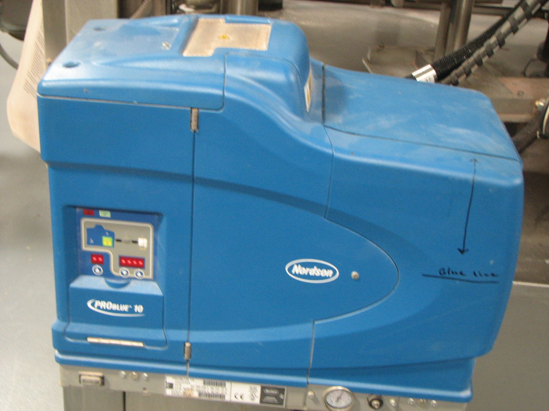 Krones 12 Station Canmatic Labeler, Maltese Cross - Image 6 of 6