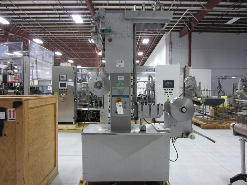 Lot 53 - ACS Tamper Evident Foil Sealer