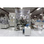 2003 Krones 18 Station Cut and Stack Labeler