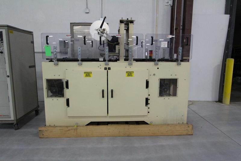 Lot 42 - Klippenstein High Level Adjustable Tape Case Sealer
