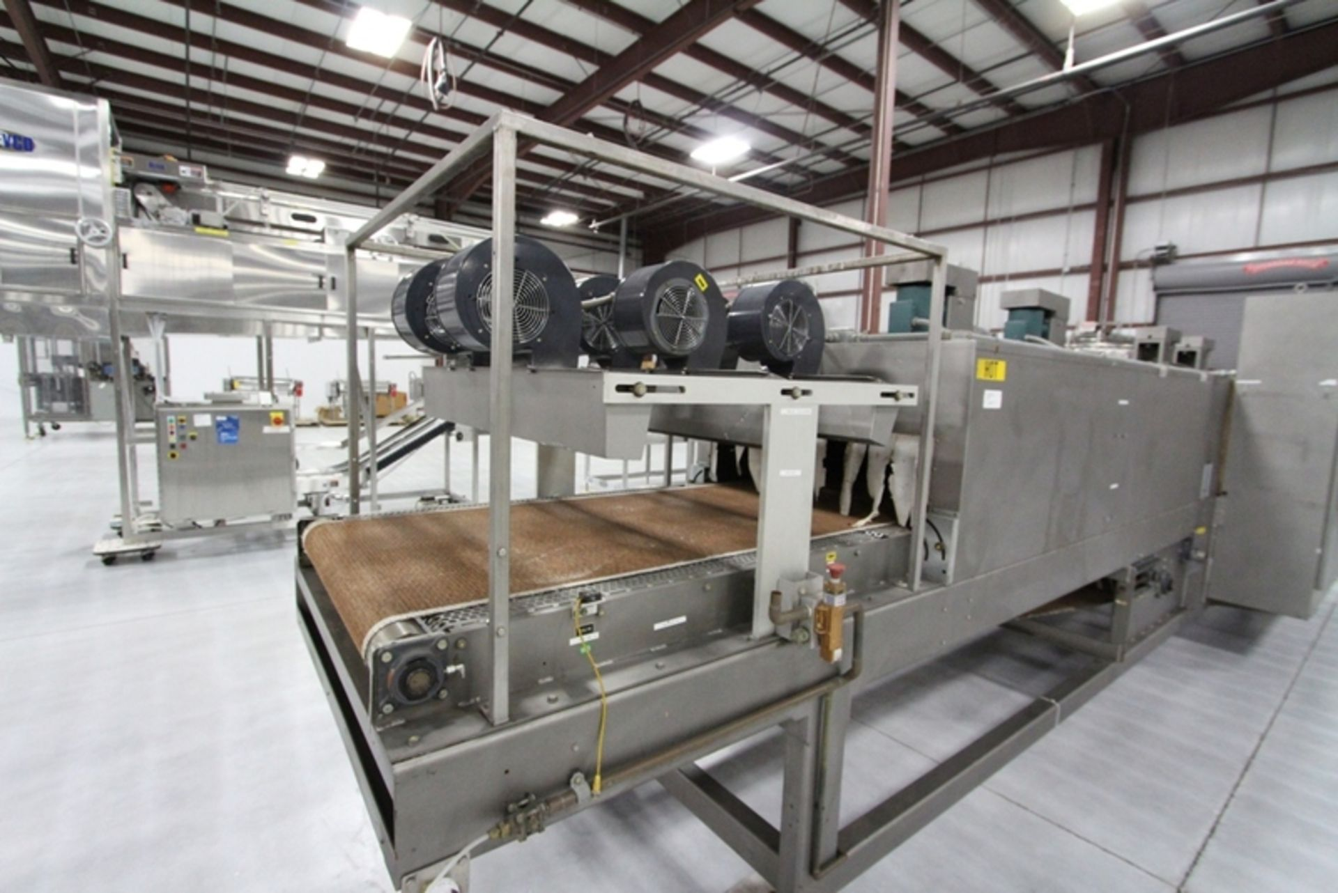 Arpac Shrink Wrapper Bundler with Heat Tunnel - Image 4 of 9