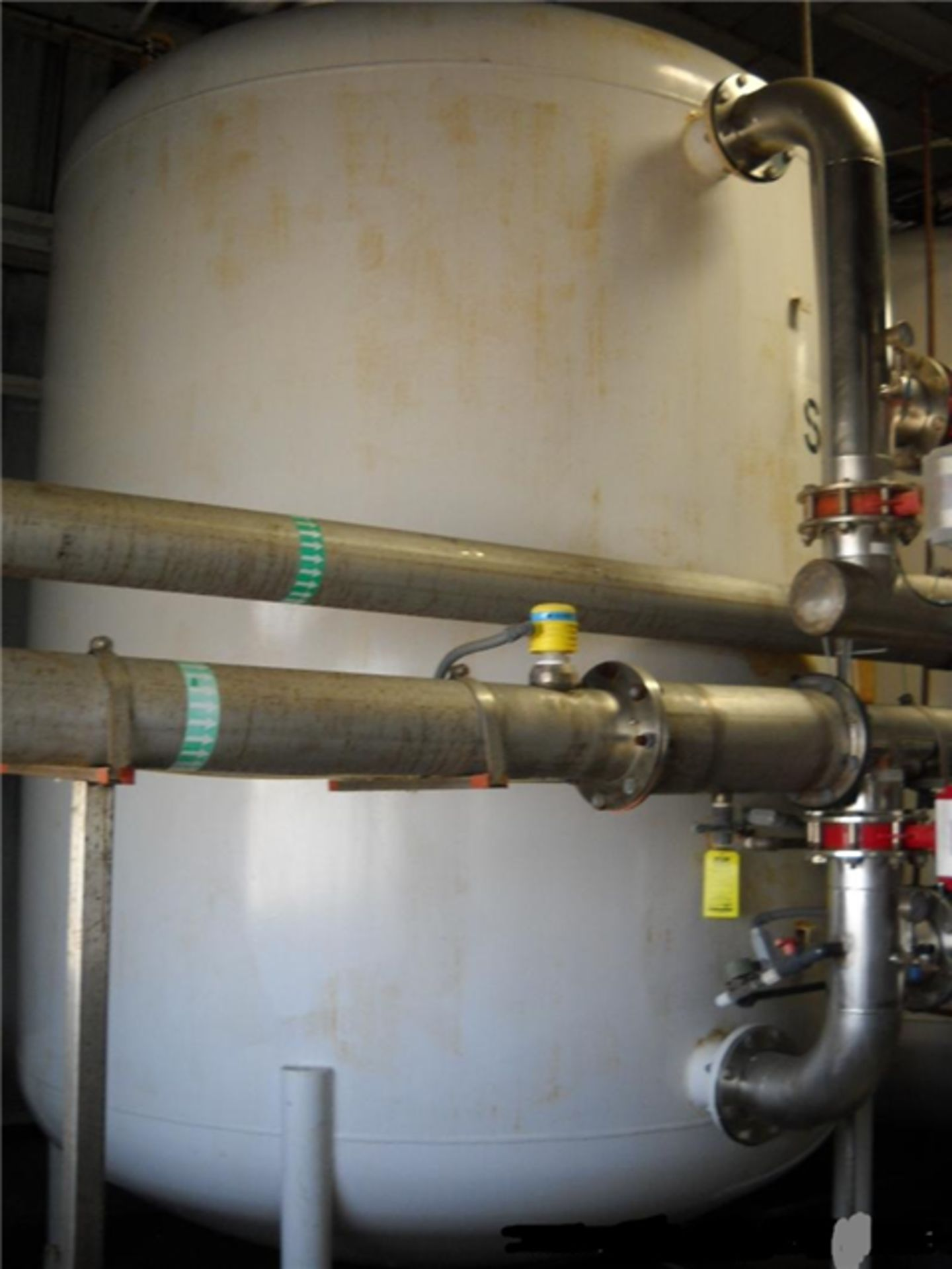 National Water Systems Sand/Carbon Media Filter Tank - Image 3 of 7