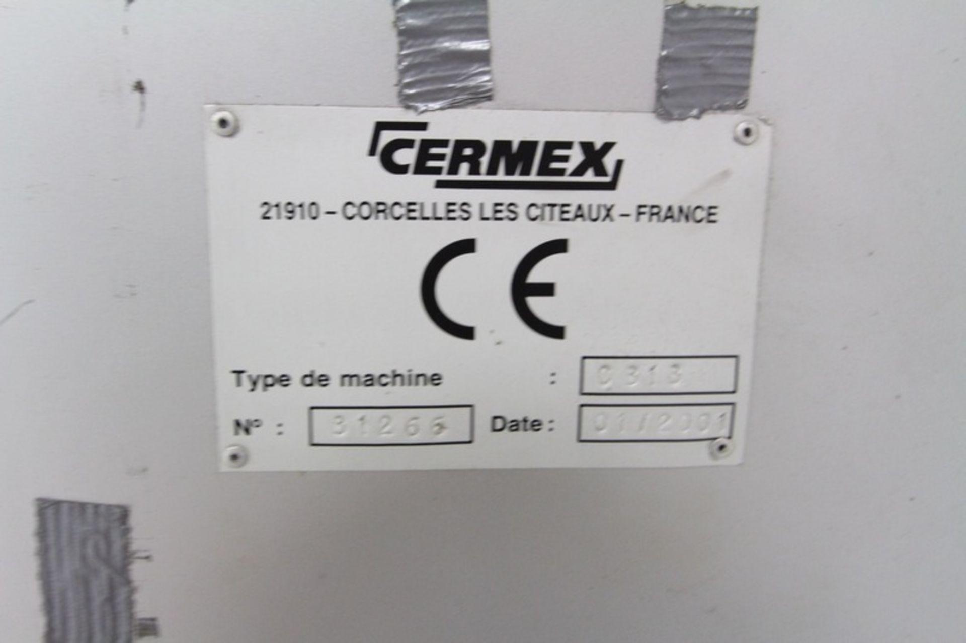 Cermex Single Door Control Cabinet - Image 3 of 3
