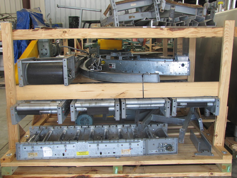 Lot 49 - Hytrol Case Conveyor