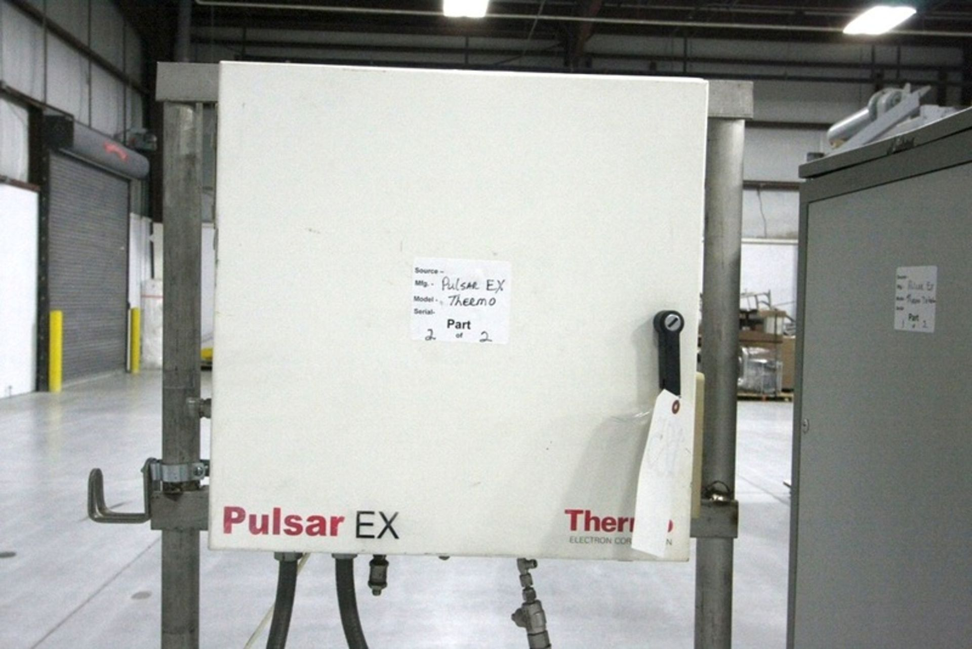 Thermo Electron Pulsar EX CO2 Monitor, Year 2009 - Image 4 of 4