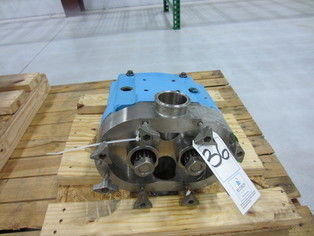 Lot 56 - Waukesha Positive Displacement Pump