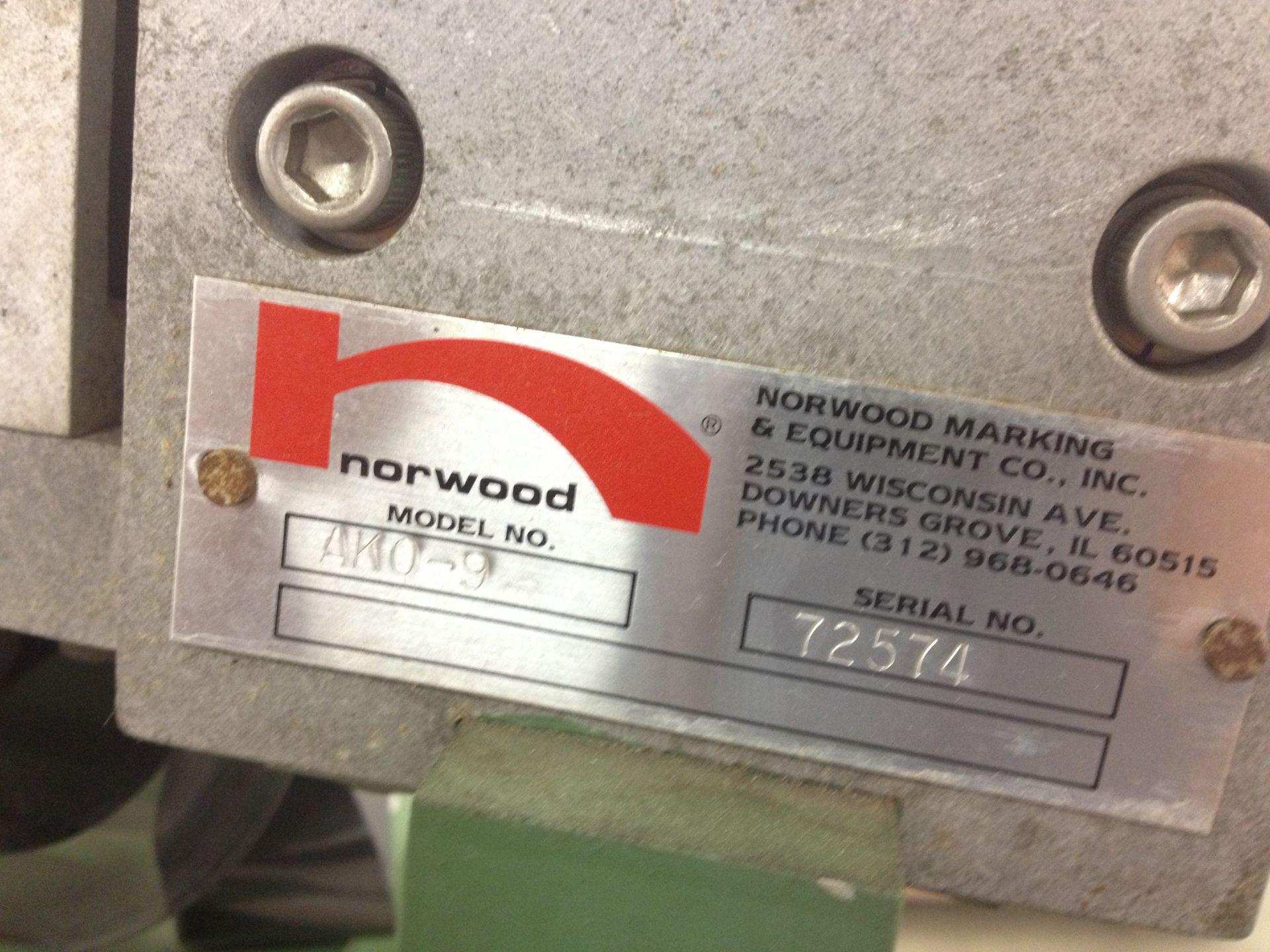 Camtron Portable Pressure Sensitive Carton Labeler - Image 5 of 5
