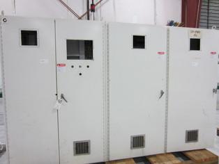 Lot 57 - 4 Door Control Cabinet