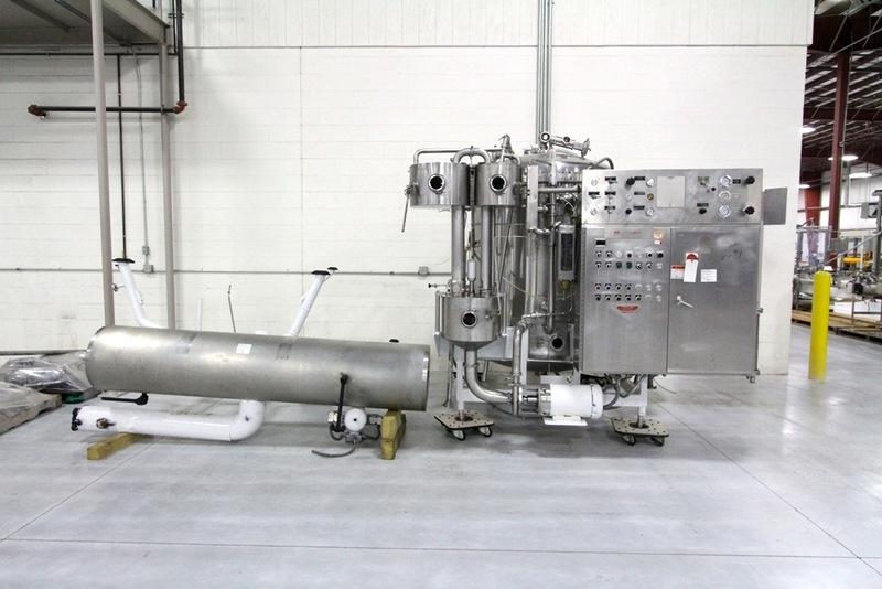 Lot 38 - Mojonnier M56 Carbo Cooler