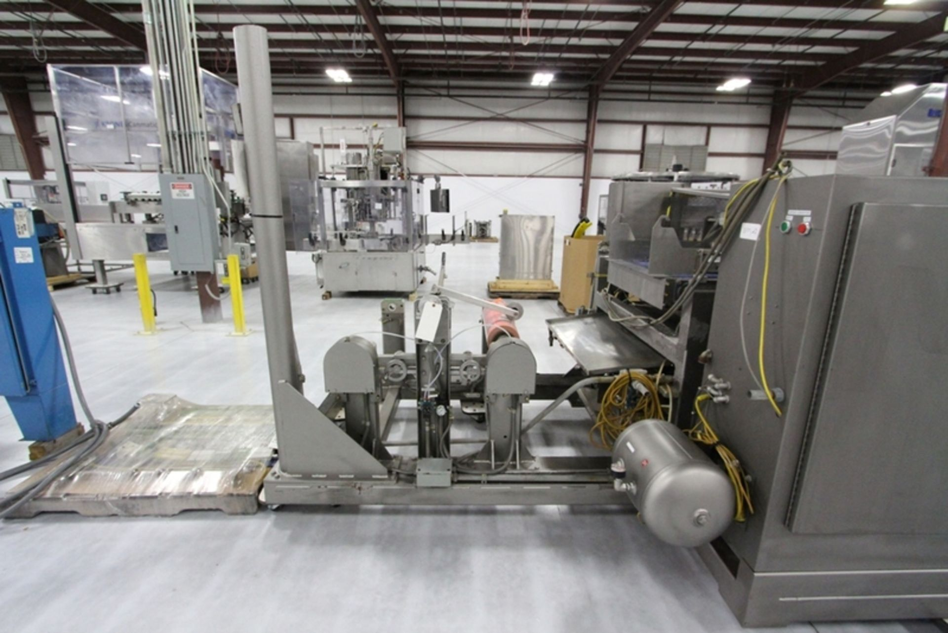 Arpac Shrink Wrapper Bundler with Heat Tunnel - Image 5 of 9