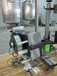 Lot 4 - EPI Model 9149 Pressure Sensitive Labeler