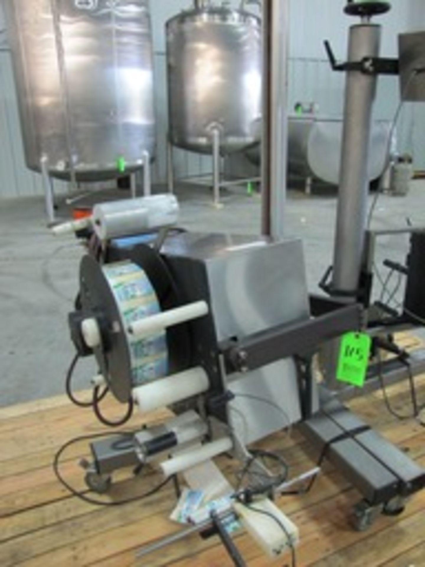 EPI Model 9149 Pressure Sensitive Labeler