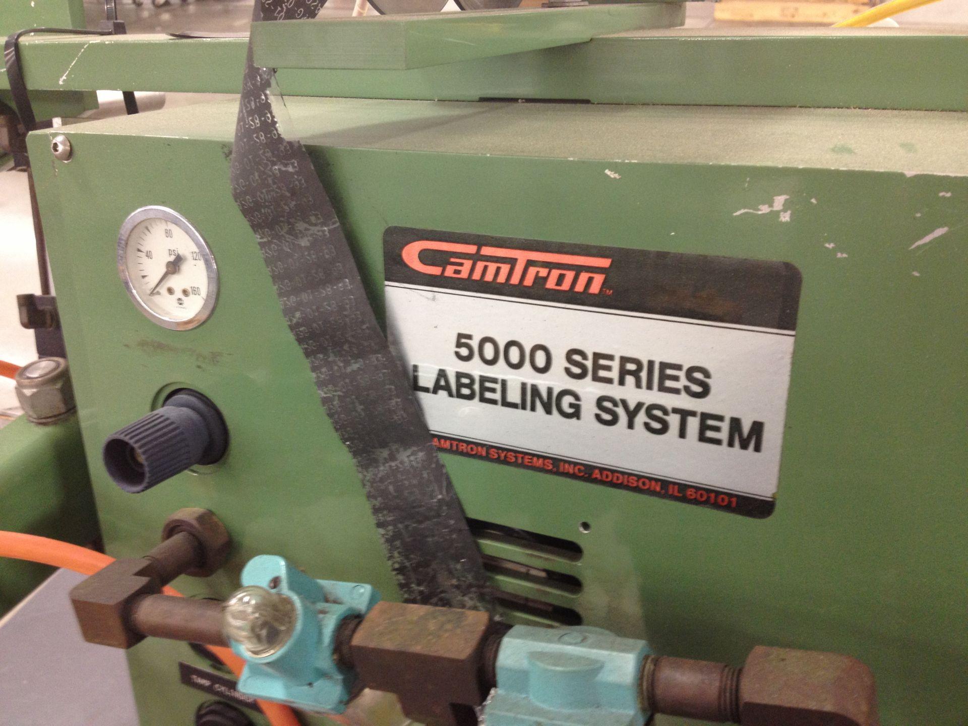 Camtron Portable Pressure Sensitive Carton Labeler - Image 4 of 5