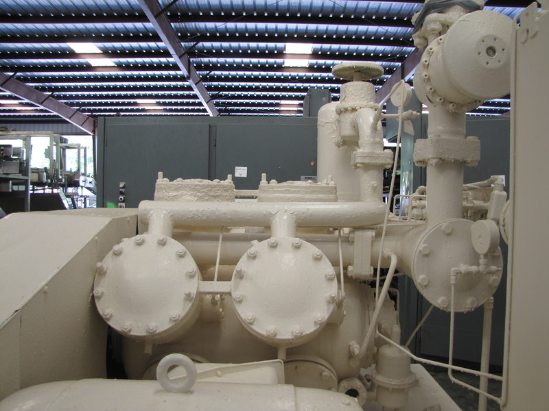 Lot 45 - Grasso Ammonia Compressor