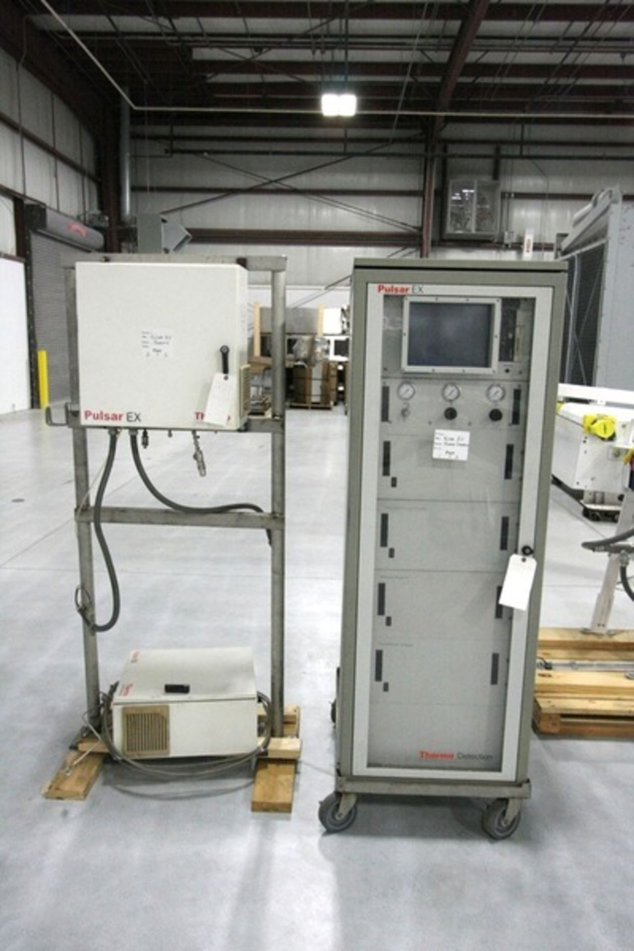 Thermo Electron Pulsar EX CO2 Monitor, Year 2009