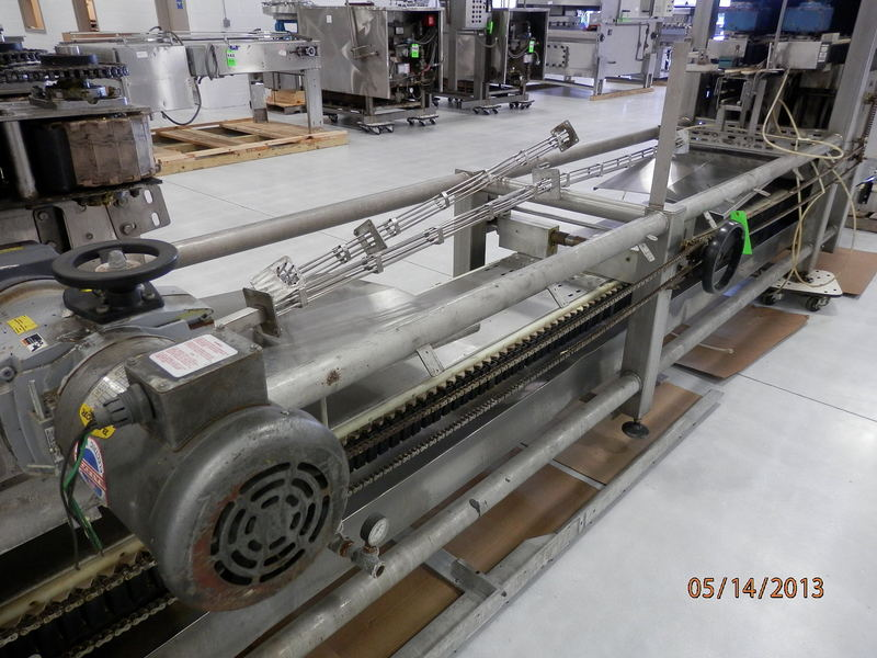 Lot 50 - 5X 20ft Long Low In Low Out Gripper Rinser
