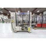 PE Rotary Roll Fed Labeler, Year 2005